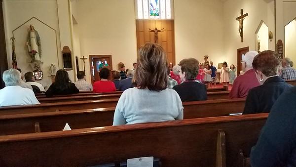 2017.10.15 Family Mass (St. Mary)