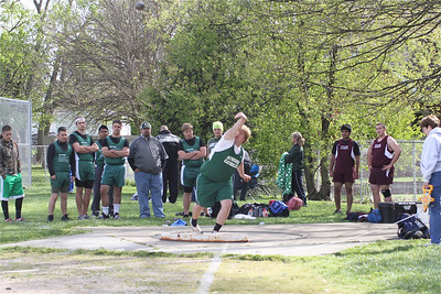 TRACK AND FIELD April 23 2012