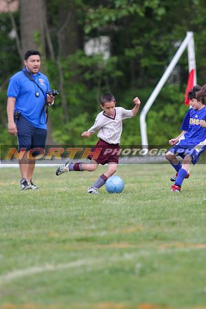 (Boys U8) East Meadow Blue vs. Deer Park Wildcats