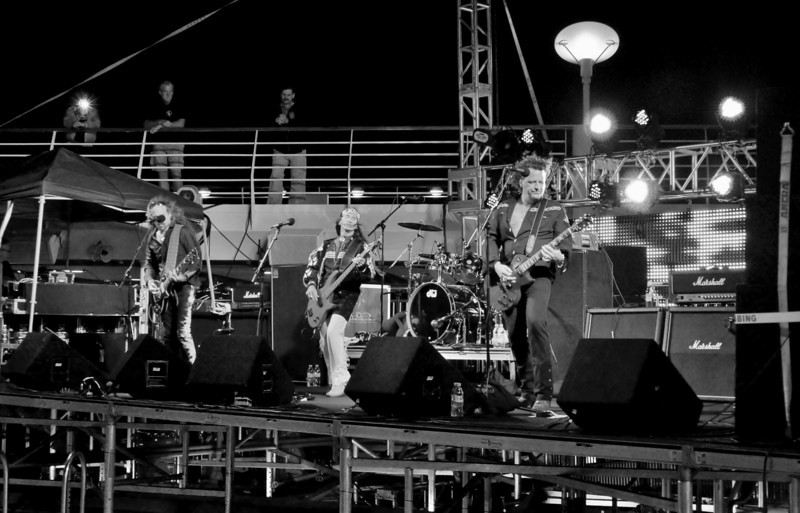 BLACKFOOT 2011 CONCERT PHOTOS ROCK LEGENDS CRUISE