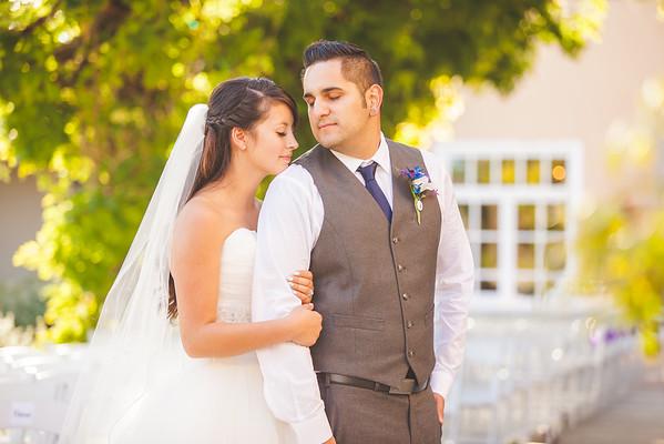 Tiffany & Jordan Wedding