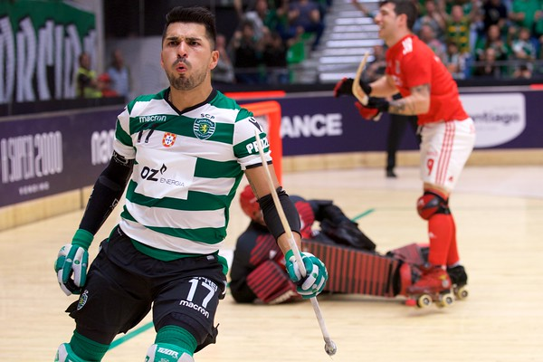 F4 Euroleague Cup Semifinal: Sporting CP vs SL Benfica