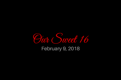 Our Sweet 16