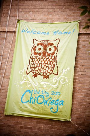 Chi Omega, Kappa Chapter