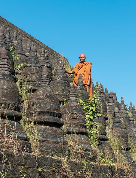 Koe Thaung Pagoda