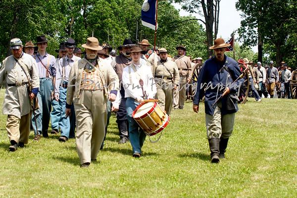 Elgin Civil War Days Deserter Scenario 2017