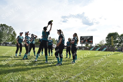 West Central @ Southeast Valley Girls Softball 5/25/18