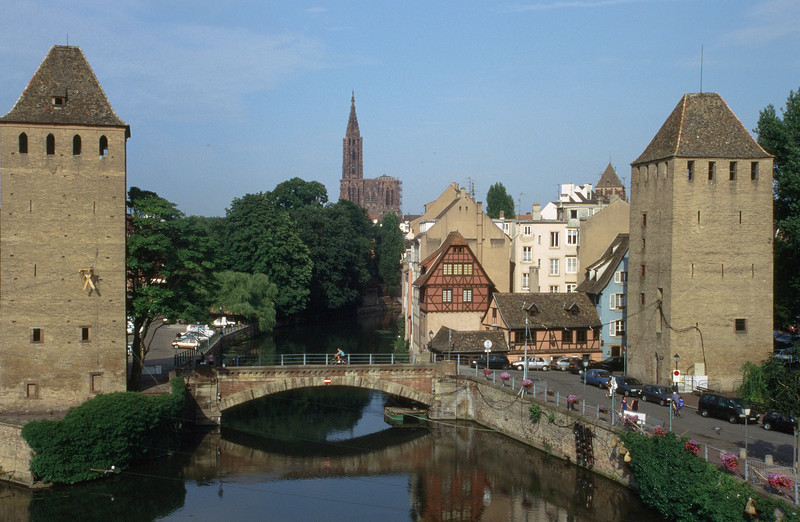 Old Strasbourg