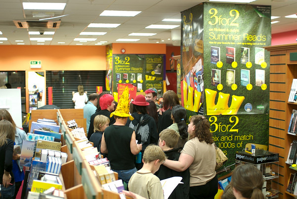 Harry Potter Book Release