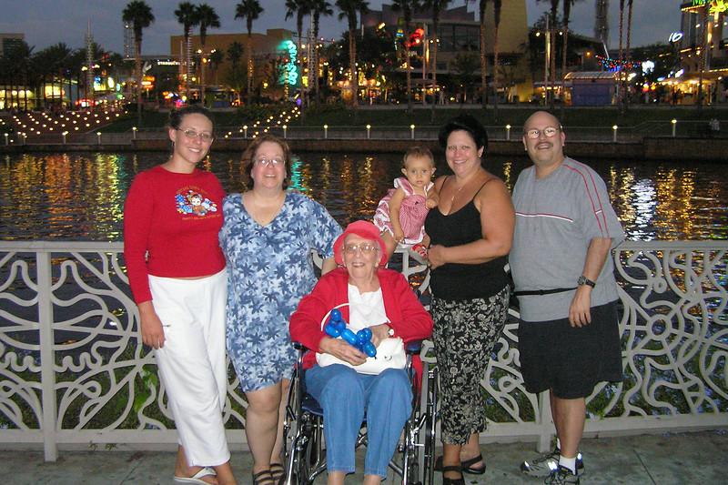 2005-09-11 | Yazmine First Birthday - Orlando