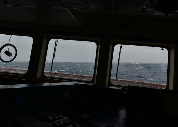 Drake Passage + Arrival -Departure