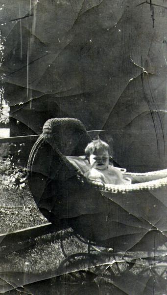 Wayne J. in 1921