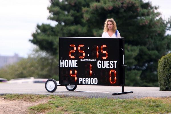 Southfield vs. Pomfret School Sept 30, 2009
