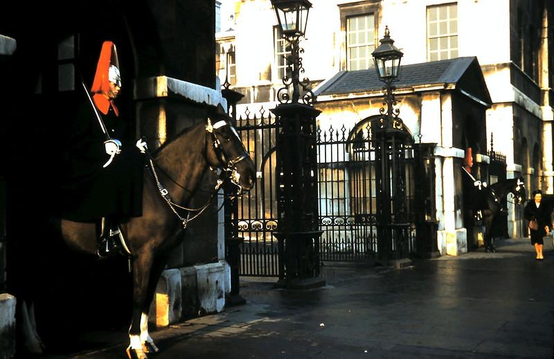 1960-2-5 (34) Horse Guards, London.JPG