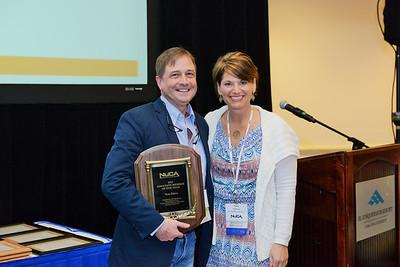 2015 Associate Member of the Year, Tom Olson