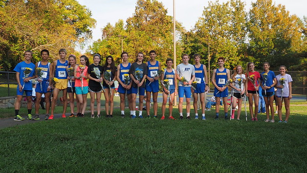 10/20/16 - XC Sr. Night & Meet #4