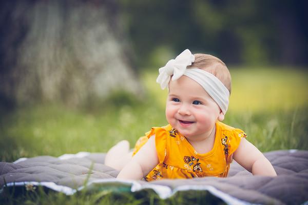 Vivian Faye - 6 Months