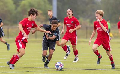 09Oct21 Beach FC Batistuta -vs- Beach FC 05 Red