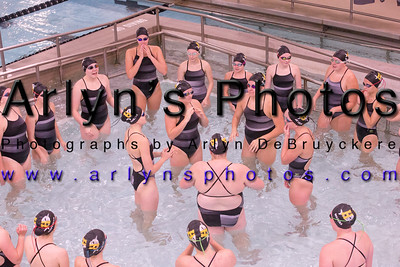 Girls Swimming
