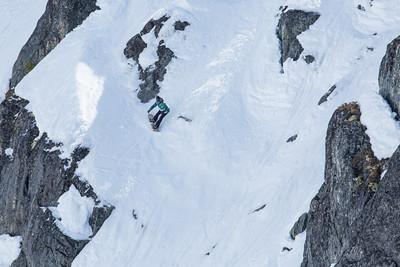 All Girls Snowboarding