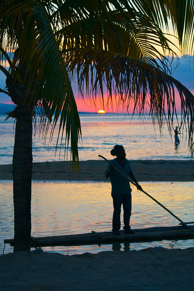 White River Rafting/Ocho Rios/Jamaica - Apr., 2012