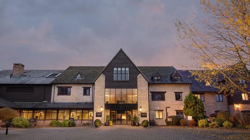 Hotel: Oxford Spires by Voco, IHG