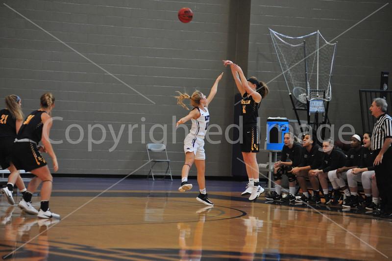 Bluffton Women's Basketball Franklin 020120