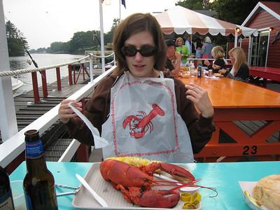 New England Adventure 2009