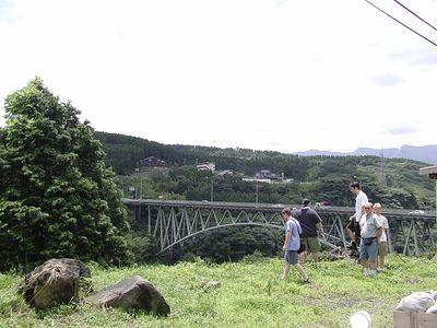 2001/07/02 - Yatsushiro 7 - Mt. Aso