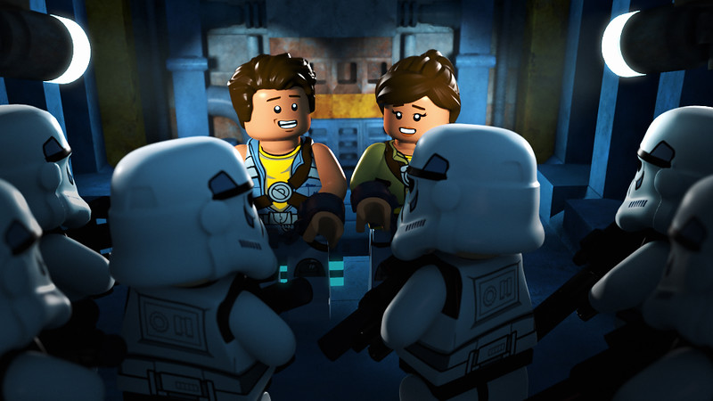LEGO STAR WARS: The Freemaker Adventures Premieres June 20th on Disney XD