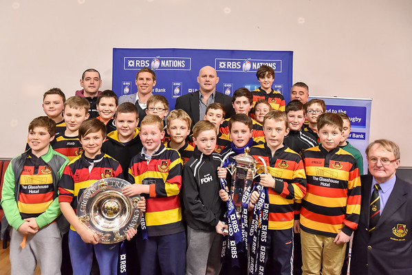 RBS 6 Nations Trophy Tour