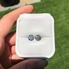 4.08ctw Old European Cut Diamond Pair, GIA I VS2, I SI1 52