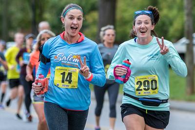 2018 Salem Half-Marathon