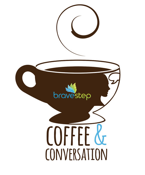 Coffee and Conversation Event Logo