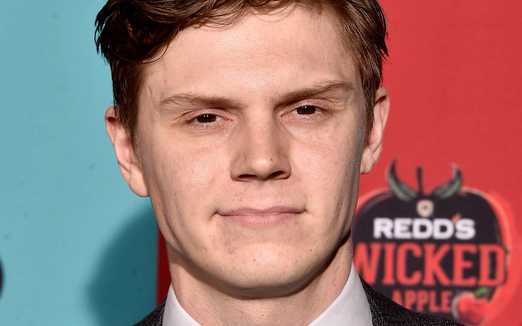 ". Actor Evan Peters of ""American Horror Story\"" iand the \""X-Men\"" movies is 30. (Getty Images: Frazer Harrison)"