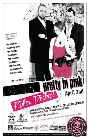 CRRG vs Farm Fresh Roller Girls (04-11-11)