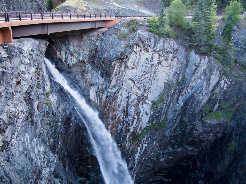 Bear Creek Falls, near Ouray