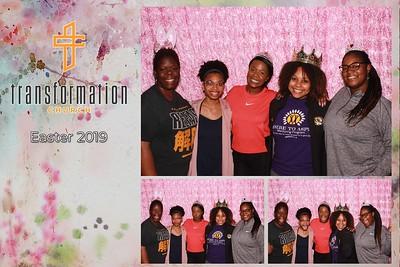 Transformation Church Easter 2019