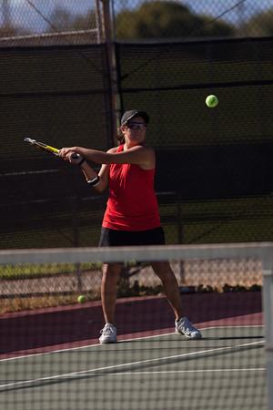 Girls Tennis - JV Oct. 2, 2014