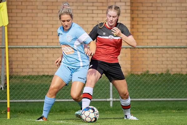 Northern Redbacks v Perth SC