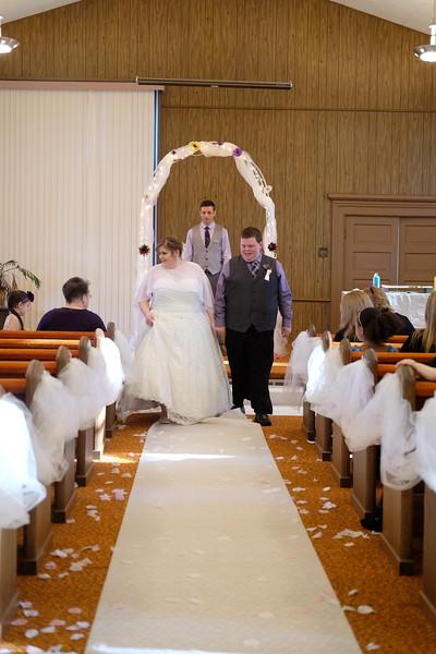 2018 BOWERS - NEW WEDDING - THE CEREMONY