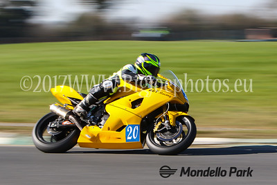 Mondello March Sunday
