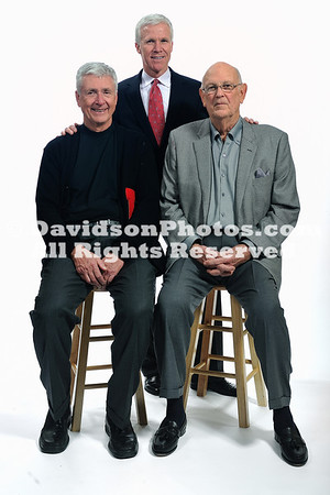 Lefty Driesell, Terry Holland, Bob McKillop