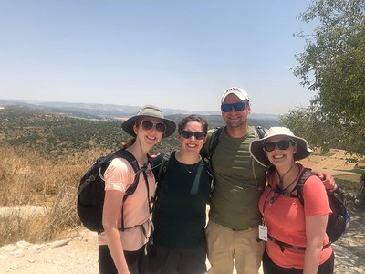 Israel Study Tour with Orchard Hill Reformed Church (190714)