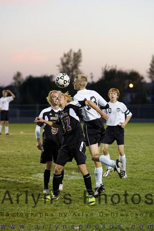 Hutch Boys Soccer vs Waconia
