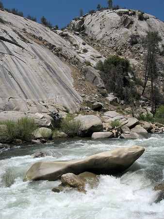 Upper Kern River - May 27, 2007