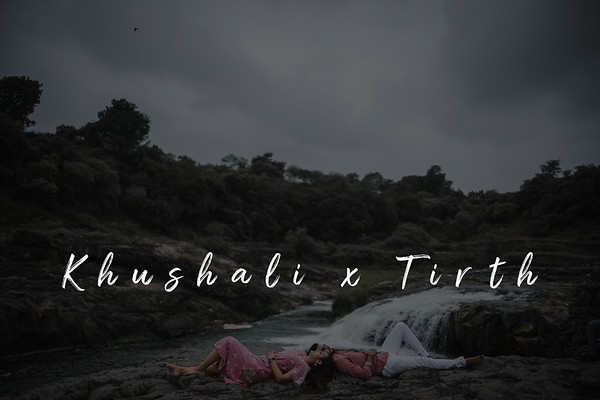 Khushali & Tirth