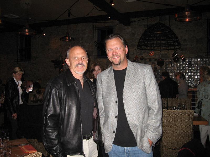 Scott and Bob