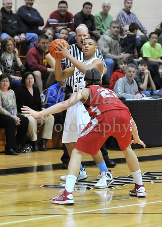 Berks catholic vs Bermudian Springs Boys High School Basketball 2012 - 2013