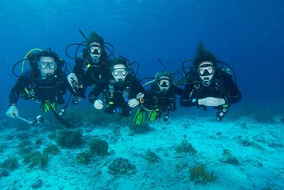Bonaire Scuba Diving (2014/2015)